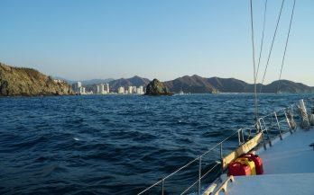caribbean sea sailboat
