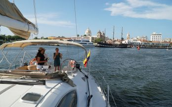 Sail cartagena old port