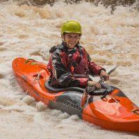 Kayak school, learn to kayak colombia