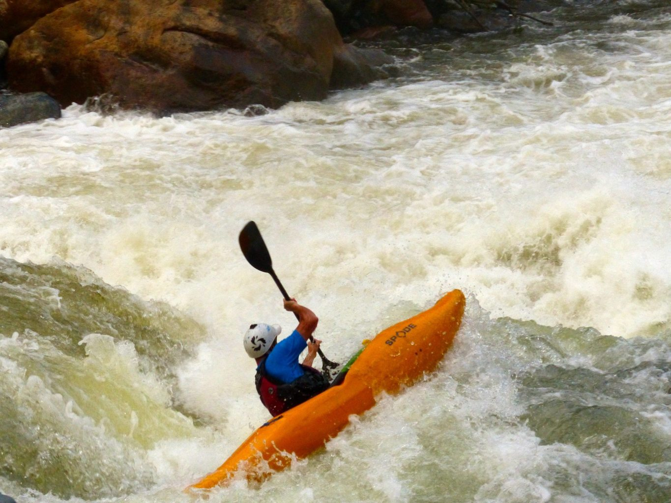 The Ultimate Colombian Kayak Session Expedition Colombia