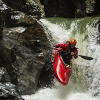 Kayak guide trips Colombia San Augustin