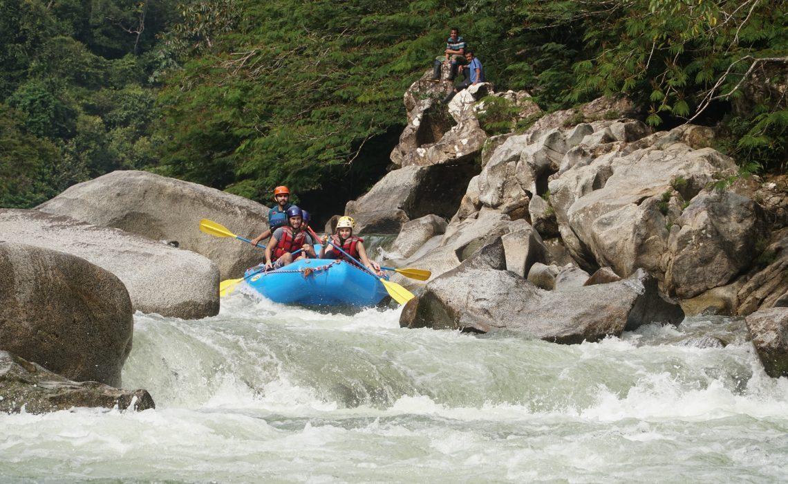 soft rapid rio calderas