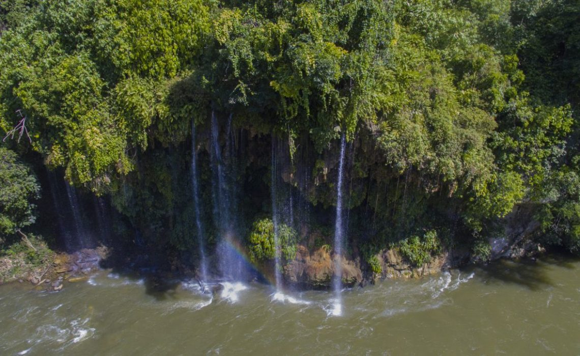 Narices Waterfall