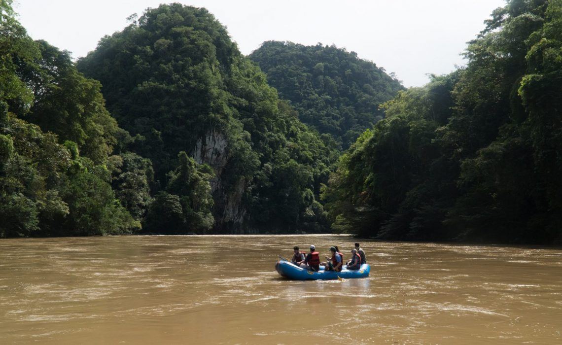 jungle samana rafting