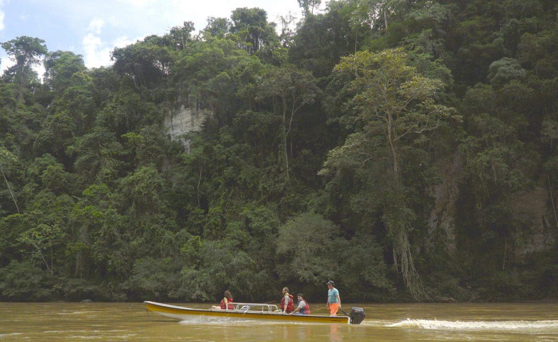 speedboat rio samana
