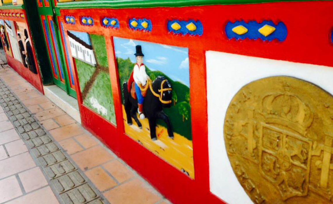 guatape painting zokalo