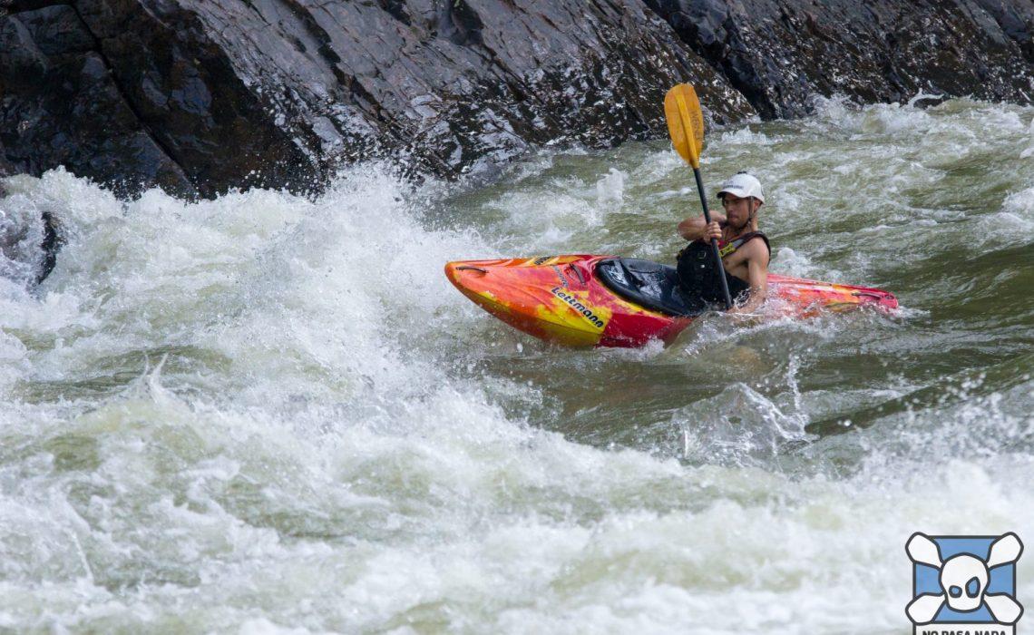 kayak rapids colombia