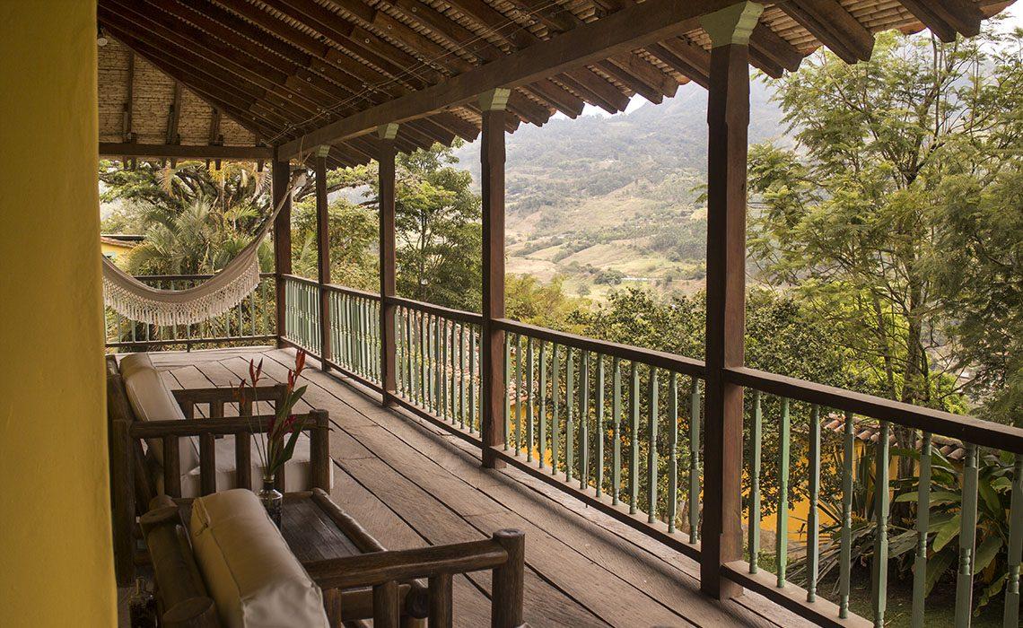 view hammock cofee farm antioquia
