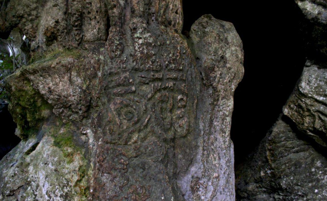 petroglyphs colombia