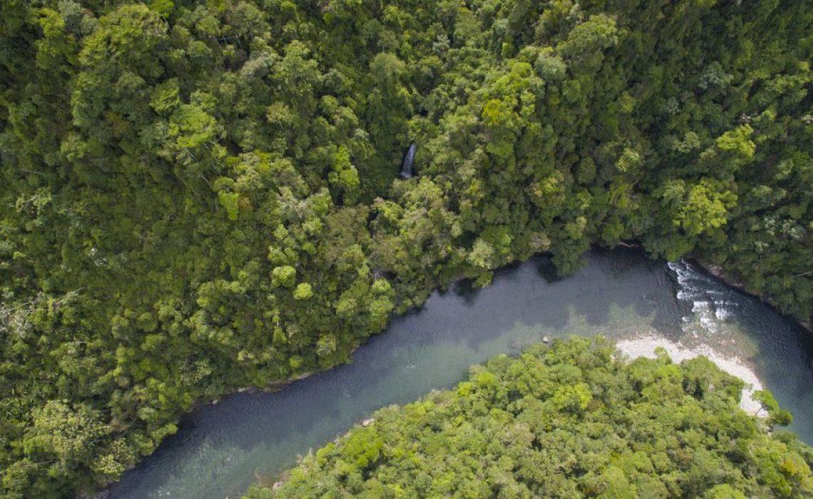 Rio Verde aerial view