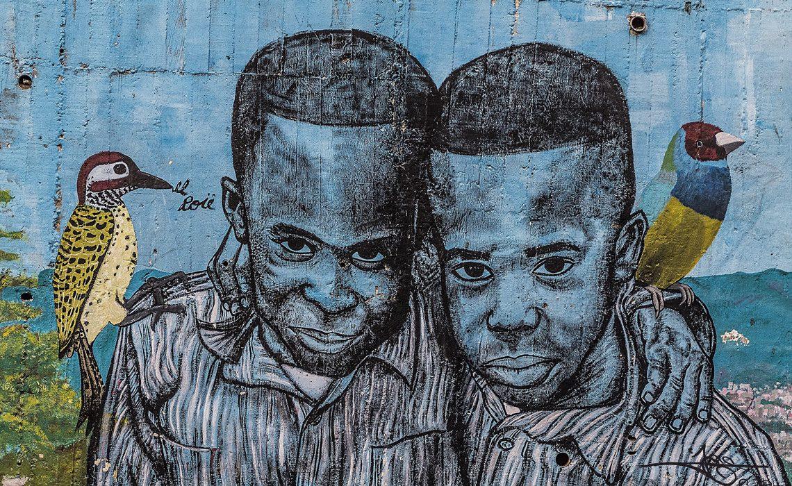 grafiti tour comuna 13