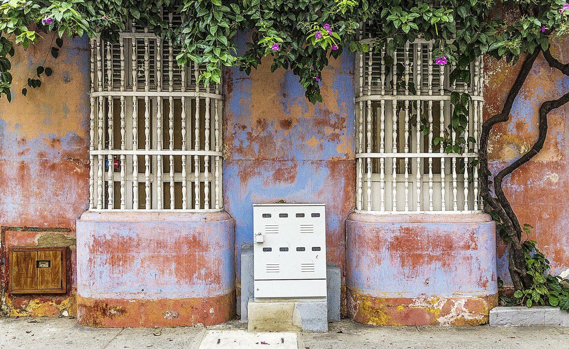 cartagena city caribbean coast