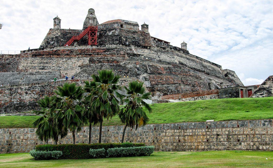 cartagena walls colombia