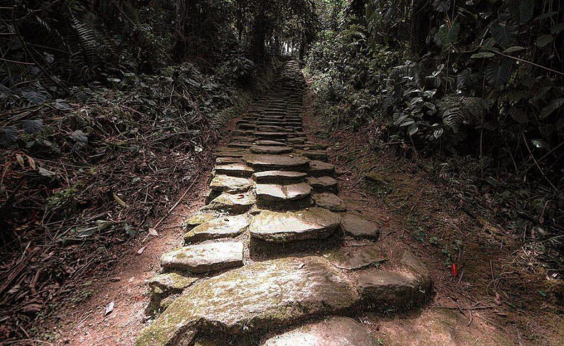 lost city trail